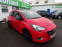 USED 2015 64 VAUXHALL CORSA 1.2 LIMITED EDITION 3d 69 BHP 12 MONTHS MOT... 6 MONTHS WARRANTY