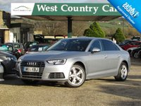 USED 2016 16 AUDI A4 1.4 TFSI SPORT 4d 148 BHP Perfect For Business Or Personal Use