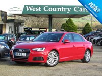USED 2016 16 AUDI A4 2.0 TDI ULTRA SE 4d 148 BHP £0 For A Years Road Tax