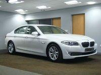 USED 2012 12 BMW 5 SERIES 2.0 520D SE 4d AUTO 181 BHP+++++DEPOSIT RECEIVED+++++