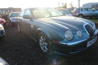 USED 2001 JAGUAR S-TYPE 3.0 V6 4d 240 BHP GREAT SERVICE HISTORY