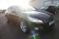 USED 2011 11 PEUGEOT 508 2.0 HDI SW ACTIVE 5d 140 BHP LOW DEPOSIT OR NO DEPOSIT FINANCE AVAILABLE.