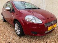 2010 FIAT GRANDE PUNTO 1.4 SOUND 3d 77 BHP £2999.00