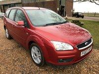 2007 FORD FOCUS 1.6 GHIA TDCI 5d 108 BHP £2250.00