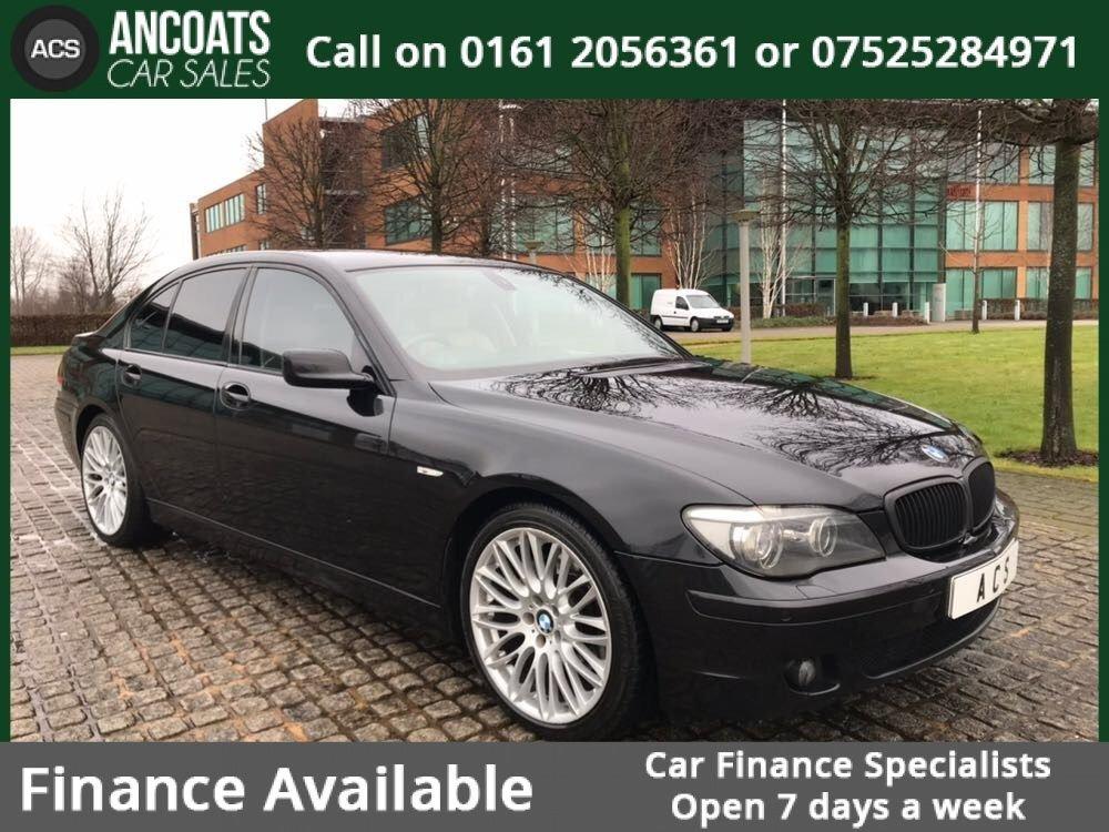 2007 BMW 7 Series 730d Sport £6,000