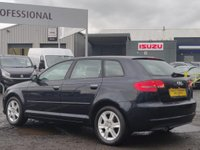 USED 2012 12 AUDI A3 1.6 TDI SE Sportback 5dr 1 OWNER+HISTORY+1 YEARS MOT!!!