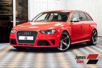 2014 AUDI RS4 AVANT 4.2 RS4 AVANT FSI QUATTRO 5d AUTO 444 BHP £32485.00