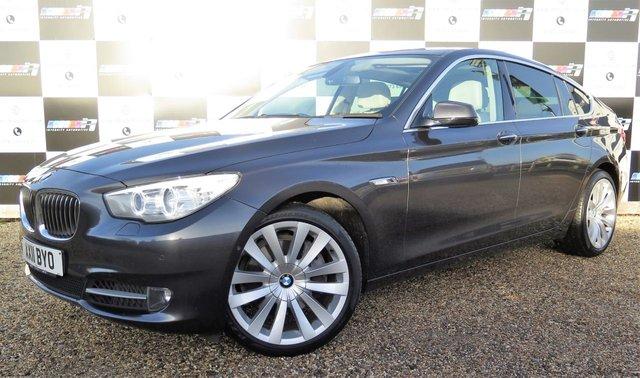 2011 11 BMW 5 SERIES 3.0 530D SE GRAN TURISMO 5d AUTO 242 BHP