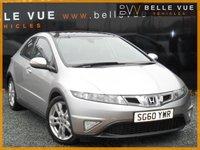 2010 HONDA CIVIC 1.8 I-VTEC ES 5d 138 BHP £5795.00