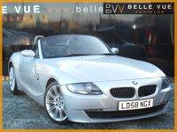 2008 BMW Z4 2.0 Z4 I SPORT ROADSTER 2d 150 BHP £5995.00