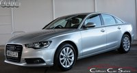 USED 2013 63 AUDI A6 2.0TDi SE SALOON AUTO 175 BHP Finance? No deposit required and decision in minutes.
