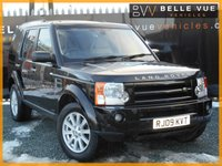 2009 LAND ROVER DISCOVERY 2.7 3 TDV6 SE 5d AUTO 188 BHP £10995.00