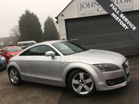 USED 2008 08 AUDI TT 2.0 TFSI 3d 200 BHP SUPERB CONDITION THROUGHOUT, GREAT SPEC