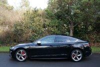 USED 2017 67 AUDI A5 3.0 S5 SPORTBACK TFSI QUATTRO 5d AUTO 349 BHP