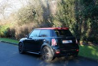 USED 2013 13 MINI HATCH JOHN COOPER WORKS 1.6 JOHN COOPER WORKS 3d 208 BHP