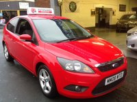 USED 2008 08 FORD FOCUS 1.8 ZETEC TDCI  Rare 3 door
