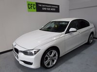 USED 2012 BMW 3 SERIES 2.0 318D SE 4d 141 BHP