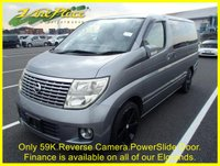 2004 NISSAN ELGRAND VG 2.5 Automatic 8 Seats Facelift  Rear Camera  £6000.00