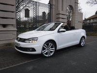 USED 2013 13 VOLKSWAGEN EOS 2.0 SPORT TSI 2d 210 BHP ****FINANCE ARRANGED***PART EXCHANGE***FULL LEATHER****