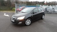 USED 2010 60 VAUXHALL ASTRA 1.7 ES CDTI 5d 108 BHP CALL US ON 01752 406101 FOR MORE DETAILS!!