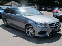 2014 MERCEDES-BENZ E CLASS 2.1 E250 CDI AMG SPORT 5d ESTATE AUTO 202 BHP £16999.00