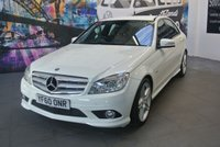 2011 MERCEDES-BENZ C CLASS 2.1 C250 CDI BLUEEFFICIENCY SPORT 4d 204 BHP £9494.00