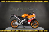 USED 2016 16 HONDA CBR125 125cc GOOD BAD CREDIT ACCEPTED, NATIONWIDE DELIVERY,APPLY NOW