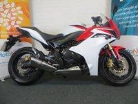2012 HONDA CBR 599cc CBR 600 F-B  £3490.00