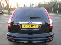 USED 2012 12 HONDA CR-V 2.0 I-VTEC EX 5d AUTO 148 BHP 1 OWNER FROM NEW - LOW MILEAGE