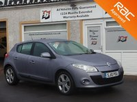 USED 2010 10 RENAULT MEGANE 1.6 DYNAMIQUE VVT 5d 110 BHP Bluetooth , Cruise conttrol ,Keyless entry