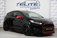 USED 2015 15 FORD FIESTA 1.0 ZETEC S BLACK EDITION 3d 139 BHP FULL STAGE 2 SHOW CAR / AIRTEC/ EIBACH/ RS ALLOYS/KMS EXHAUST&DIFFUSER/ PUMASPEED STAGE 3 INDUCTION KIT/MAXTON/TRC - WHAT A CAR!!