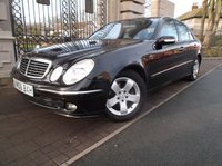 USED 2006 06 MERCEDES-BENZ E CLASS 3.0 E320 CDI AVANTGARDE 4d 222 BHP *** PART EXCHANGE & CARD PAYMENTS WELCOME *** FULL BLACK LEATHER AIR/CON CRUISE CONTROL PARKING SENSORS