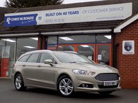 USED 2015 65 FORD MONDEO 2.0 TDCi TITANIUM NAV 5dr (150) *ONLY 9.9% APR with FREE Servicing*