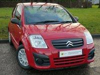 2009 CITROEN C2 1.1 VT 3d 60 BHP £2750.00
