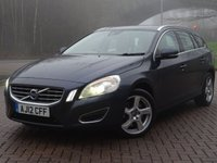 USED 2012 12 VOLVO V60 2.4 D5 SE LUX 5d AUTO 212 BHP