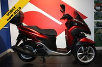 USED 2015 15 YAMAHA TRICITY 125cc MW125 RED***SOLD***