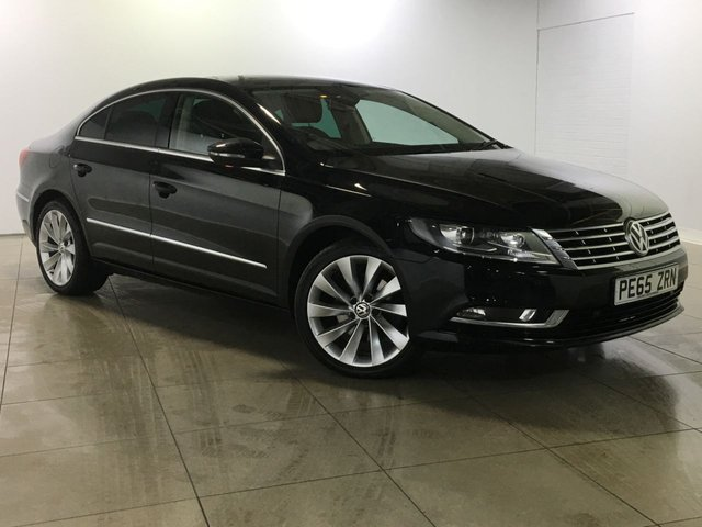 View our 2015 65 VOLKSWAGEN CC 2.0 GT TDI BLUEMOTION TECHNOLOGY 4d 138 BHP