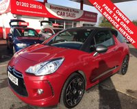 2014 CITROEN DS3 1.6 E-HDI DSTYLE PLUS 3d 90 BHP £5995.00