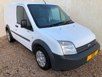 USED 2007 57 FORD TRANSIT CONNECT 1.8 T200 L SWB 75 TDCI 1d 120 BHP