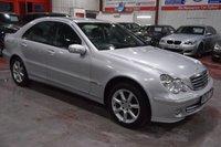 USED 2005 55 MERCEDES-BENZ C CLASS 2.1 C220 CDI CLASSIC SE 4d AUTO 148 BHP