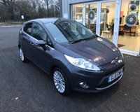 USED 2011 61 FORD FIESTA 1.4 TITANIUM THIS VEHICLE IS AT SITE 1 - TO VIEW CALL US ON 01903 892224