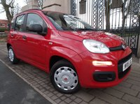 USED 2015 15 FIAT PANDA 1.2 EASY 5d 69 BHP *** FINANCE & PART EXCHANGE WELCOME *** £ 30 ROAD TAX AIR/CON CITY STEERING MODE CD PLAYER
