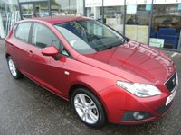 USED 2010 10 SEAT IBIZA 1.6 SPORT 5d 103 BHP FREE 6 MONTHS RAC WARRANTY AND FREE 12 MONTHS RAC BREAKDOWN COVER