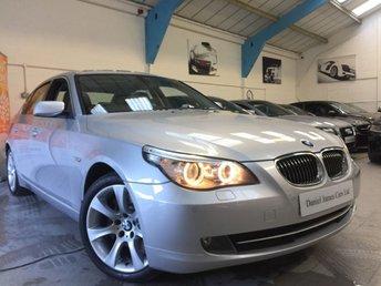 2009 BMW 5 SERIES 3.0 530I SE 4d AUTO 269 BHP £8490.00