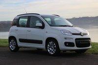2013 FIAT PANDA 1.2 LOUNGE 5d 69 BHP £5000.00