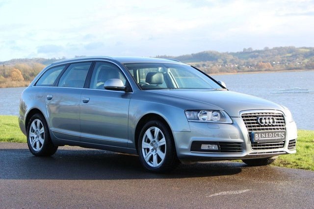 2009 59 AUDI A6 2.0 AVANT TDI SE ESTATE  manual 6 speed 170