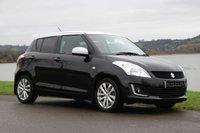 2015 SUZUKI SWIFT 1.2 SZ-L 5d 94 BHP £7750.00