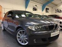 USED 2008 08 BMW 1 SERIES 2.0 118I M SPORT 3d 141 BHP