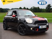 2013 MINI COUNTRYMAN 2.0 COOPER SD ALL4 5d AUTO 141 BHP £11499.00