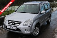 USED 2006 06 HONDA CR-V 2.0 i-VTEC Executive Station Wagon 5dr +FREE 2YR WARRANTY+STUNNING!++